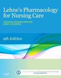 Lehne's Pharmacology for Nursing Care - 9th Edition - ISBN: 9780323321907, 9780323340250