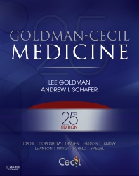 Goldman-Cecil Medicine E-Book, 25th Edition,Lee Goldman,Andrew Schafer,ISBN9780323322850
