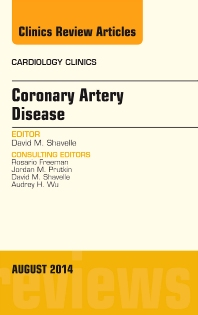 Cover image for Coronary Artery Disease, An Issue of Cardiology Clinics