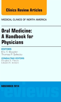Cover image for Oral Medicine: A Handbook for Physicians, An Issue of Medical Clinics