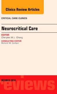 Cover image for Neurocritical Care,  An Issue of Critical Care Clinics