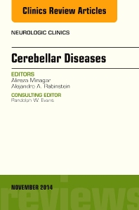 Cover image for Cerebellar Disease, An Issue of Neurologic Clinics