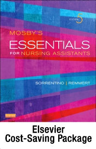 Cover image for Mosby's Essentials for Nursing Assistants - Text and Mosby's Nursing Assistant Video Skills: Student Online Version 4.0 (Access Code) Package