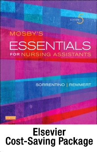Cover image for Mosby's Essentials for Nursing Assistants - Text, Workbook and Mosby's Nursing Assistant Video Skills: Student Online Version 4.0 (Access Code) Package
