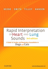 Cover image for Rapid Interpretation of Heart and Lung Sounds