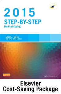 Medical Coding Online for Step-by-Step Medical Coding 2015 Edition (Access Code, Textbook and Workbook package)
