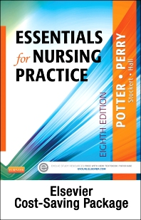 Cover image for Essentials for Nursing Practice - Text and Study Guide Package