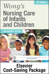 Cover image for Wong's Nursing Care of Infants and Children - Text and Virtual Clinical Excursions Online Package