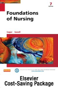 Foundations of Nursing and Elsevier Adaptive Quizzing Package - 7th Edition - ISBN: 9780323328838