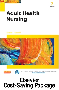 Adult Health Nursing and Elsevier Adaptive Quizzing Package - 7th Edition - ISBN: 9780323328869