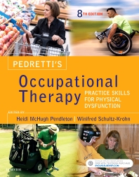 Cover image for Pedretti's Occupational Therapy