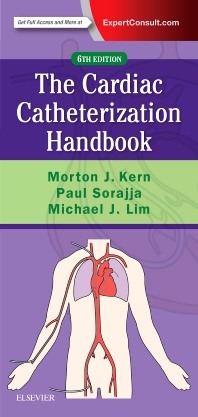 Cover image for Cardiac Catheterization Handbook
