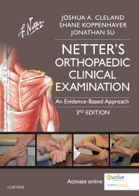 Cover image for Netter's Orthopaedic Clinical Examination
