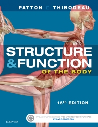 Cover image for Structure & Function of the Body - Softcover
