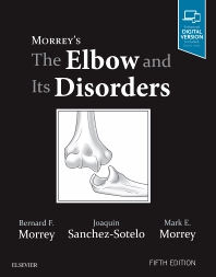 Cover image for Morrey's The Elbow and Its Disorders