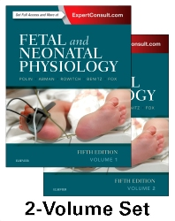 Fetal and Neonatal Physiology, 2-Volume Set - 5th Edition - ISBN: 9780323352147, 9780323352338