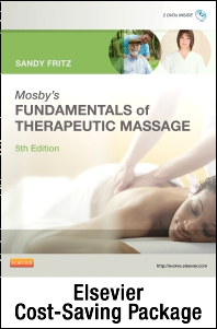 Mosby's Fundamentals of Therapeutic Massage - Text and Elsevier Adaptive Learning Package - 5th Edition - ISBN: 9780323352284
