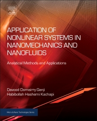 Cover image for Application of Nonlinear Systems in Nanomechanics and Nanofluids