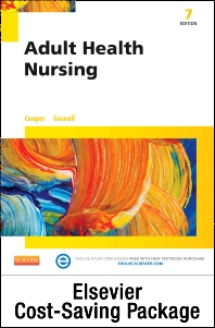 Cover image for Adult Health Nursing - Text and Elsevier Adaptive Learning Package