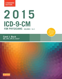 2015 ICD-9-CM for Physicians, Volumes 1 and 2, Standard Edition