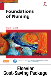 Foundations of Nursing - Text and Elsevier Adaptive Learning and Elsevier Adaptive Quizzing (Retail Access Cards) Package - 7th Edition - ISBN: 9780323352598