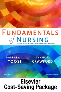 Cover image for Fundamentals of Nursing - Text & Elsevier Adaptive Quizzing (Access Card) Package