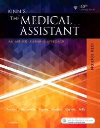 Kinn's The Medical Assistant - 13th Edition - ISBN: 9780323353205, 9780323444187