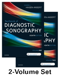 Cover image for Textbook of Diagnostic Sonography