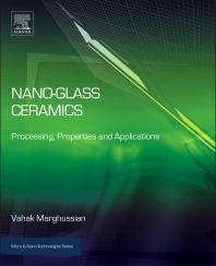 Cover image for Nano-Glass Ceramics