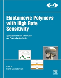 Cover image for Elastomeric Polymers with High Rate Sensitivity