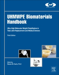 Cover image for UHMWPE Biomaterials Handbook