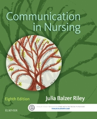 Cover image for Communication in Nursing