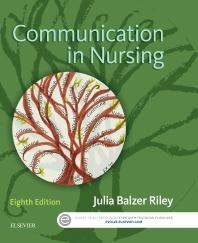 Cover image for Communication in Nursing