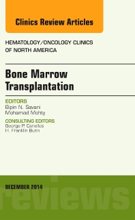 Cover image for Bone Marrow Transplantation, An Issue of Hematology/Oncology Clinics of North America