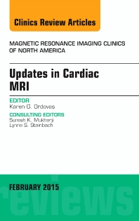 Cover image for Updates in Cardiac MRI, An Issue of Magnetic Resonance Imaging Clinics of North America