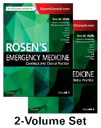 Cover image for Rosen's Emergency Medicine: Concepts and Clinical Practice