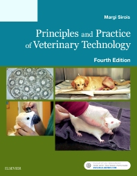 Cover image for Principles and Practice of Veterinary Technology