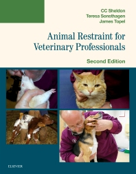 Cover image for Animal Restraint for Veterinary Professionals