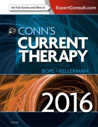 Cover image for Conn's Current Therapy 2016