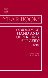 Cover image for Year Book of Hand and Upper Limb Surgery 2015