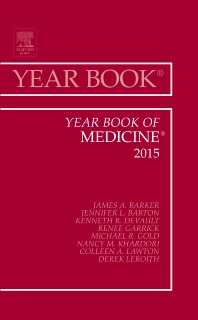 Cover image for Year Book of Medicine 2015