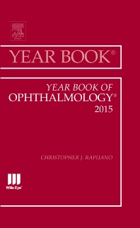 Cover image for Year Book of Ophthalmology 2015