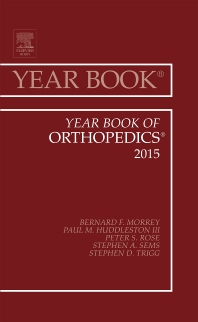 Cover image for Year Book of Orthopedics 2015