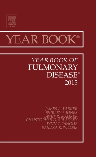 Cover image for Year Book of Pulmonary Disease 2015