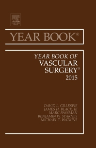 Cover image for Year Book of Vascular Surgery 2015