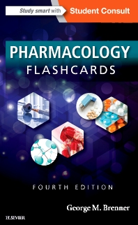 Cover image for Pharmacology Flash Cards