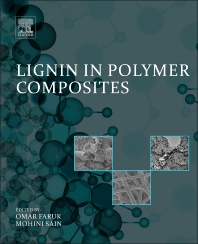 Cover image for Lignin in Polymer Composites
