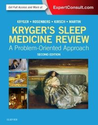Kryger's Sleep Medicine Review - 2nd Edition - ISBN: 9780323355919, 9780323359344
