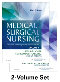 Medical-Surgical Nursing - 2-Volume Set - 10th Edition - ISBN: 9780323355933