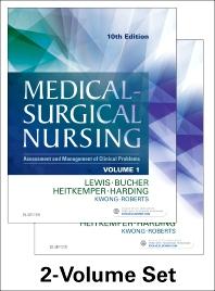 Cover image for Medical-Surgical Nursing - 2-Volume Set